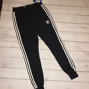 NWT Youth M Adidas Joggers Pants